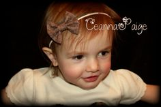 brown hair bow fabric bow hair bow headband trendy by CeannaPaige Fabric Bow Headband, Fabric Bows, Brown Hair, Hair Bows, Trending Outfits, Unique Jewelry, Handmade Gifts, Vintage, Etsy