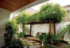 jardins pequenos paisagismo - Pesquisa Google