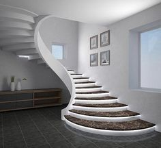 Виды лестниц — Изготовление бетонных лестниц в Киеве и по Украине | Cтупени из бетона для дома | Компания СПС-БУД #Staircasedesign
