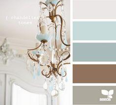 chandelier tones