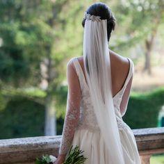 Vestido de novia Teresa Palazuelo.