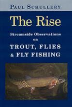 On a shelf in the shop was a little book that was propped open. It was Leisenring and Hidy's The Art of Tying The Wet-Fly and Fishing The Flymph. Inside, I found a treasure of patterns and some fishing instructions and I suddenly switched gears and began fishing these great little flies.