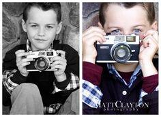 Cute ideas for kid photography. #MattClayton
