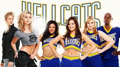 Hellcats, I hate that this show is off the air :(