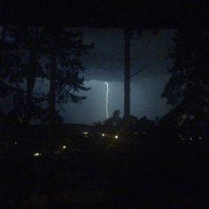 Ce soir. Mieux qu'un feu d'artifice #tunder #lightning