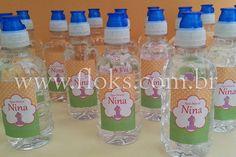 Água Lindoya Kids. Formato de Squeeze.