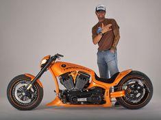 Harley Davidson Motorcycles, Custom Motorcycles, Custom Bikes, Custom Bobber, Custom Harleys, Toys For Boys, Boy Toys, Bike Bmw, Cool Bikes