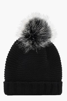 9daef8002c Ellie Chunky Knit Contrast Beanie Winter Hats, Beanie, Knitting, Bracelets,  Clothes,. Boohoo UK