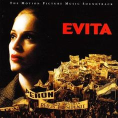 Evita (SOUNDTRACK) #Evita, #Soundtrack