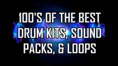Best Free Drum Kits, Sound Packs, & Sample Loops
