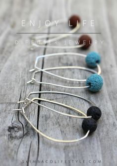 Silver Hand Forged Hoop Diffuser Earrings with Lava Bead color option. - Silver Hand Forged Hoop Diffuser Earrings with Lava Bead color options) - Diffuser Jewelry, Diffuser Necklace, Beaded Jewelry, Silver Jewelry, Handmade Jewelry, Silver Ring, Silver Earrings, Earrings Uk, Jewellery