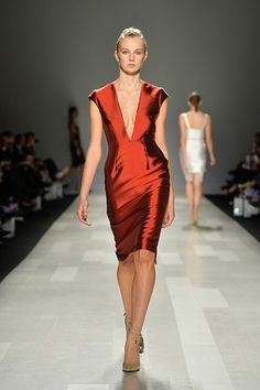 Caitlin Power Spring 2014 George Pimentel / Getty Images
