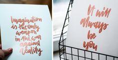 Design and Paper | Meet Books, Ink. | https://www.designandpaper.com