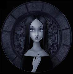 Gothic Divine by BigBad-Red
