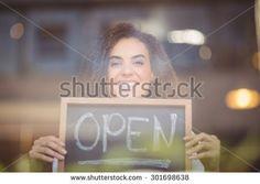Coffee Shop Smile Fotos, imagens e fotografias Stock | Shutterstock