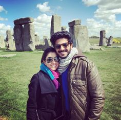 Even though Dulquer Salmaan is married to Chennai-based architect Amal Sufiya. 18 Reasons You Need To Have An Irrevocable Crush On Dulquer Salmaan Vijay Actor, Cute Actors, Power Girl, Film Industry, Hd Photos, Rare Photos, Celebs, Celebrities, Celebrity Couples