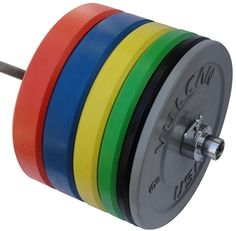 Active 12 Inch Bumper Plate Wall Clock Powerlifters Perfect for WOD Athletes and Olympic Weightlifters