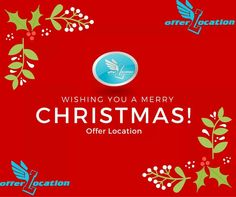 Marry Christmas to all. #offerlocation #marrychristmas