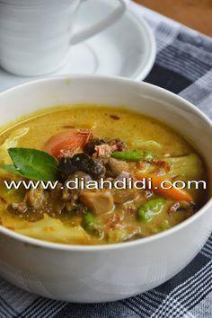 Diah Didi's Kitchen: Tongseng Jamur