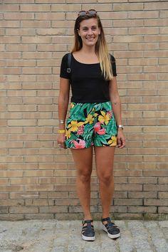 Style Sónar - 2014 Boho Shorts, Women, Style, Fashion, Swag, Moda, Fashion Styles, Fashion Illustrations, Outfits