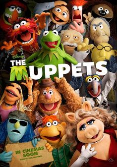 The Muppets (Los Muppets) * * * 1/2