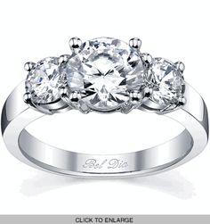 Very best vintage engagement rings 1640 Elegant Engagement Rings, Wedding Rings Solitaire, Three Stone Engagement Rings, Three Stone Rings, Engagement Ring Settings, Diamond Wedding Rings, Diamond Engagement Rings, Oval Engagement, Solitaire Diamond