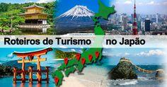 Roteiros de Viagem e Turismo no Japão