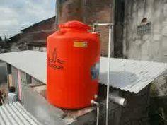 Pentingnya pondasi bagi tandon air