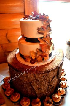 M, this took my breath away. Not sure if you've already made decisions about your cake..but sure is pretty.