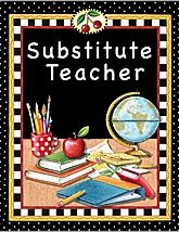 Sub Grab-Bag: What Every Substitute Teacher Should Have « Teacher Created Tips
