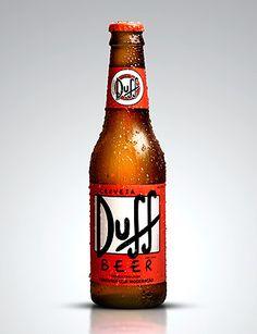 Duff Beer.