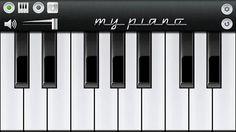 My Piano: miniatura de captura de pantalla