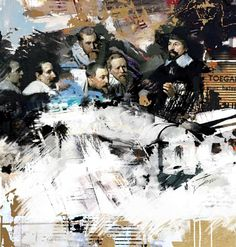 View Serj Fedulov's Artwork on Saatchi Art. Find art for sale at great prices from artists including Paintings, Photography, Sculpture, and Prints by Top Emerging Artists like Serj Fedulov. Famous Contemporary Artists, Paintings Famous, Original Paintings For Sale, Selling Art Online, Fine Art Gallery, Rembrandt, Saatchi Art, Street Art, Masters