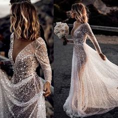 2020 Best Beautiful Lace Expensive Wedding Dresses – toolcloth Source by Fashion vestidos Expensive Wedding Dress, Sexy Wedding Dresses, Wedding Gowns, Prom Dresses, Bridal Dresses, Lace Wedding, Natural Wedding Dresses, Wedding Dresses With Color, Garden Wedding