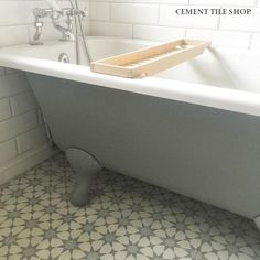 $82.80 per box (need 6) Cement Tile Shop - Encaustic Cement Tile Atlas I
