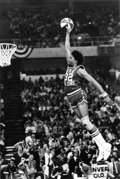 Dr. J. I was born in the wrong decade. :/