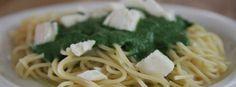 Nopea ja helppo nokkosspagetti Spaghetti, Ethnic Recipes, Food, Hoods, Meals, Noodle