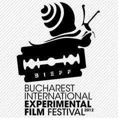 EMPIRE: MIGRANTS screens in BUCHAREST  Winner of best film festival logo goes to the Bucharest International Experimental Film Festival for their trippy snail on a razor.  And while we have your attention, come check out EMPIRE: MIGRANTS on the big screen during the festival from November 20th and 25th. More information and details here