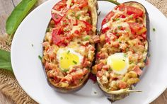 Grilled Egg-plant   Awesome Grilling Recipe   Protein & 9 Grams Fiber!   #EBeggs #client