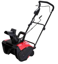 Best Rated Lightweight Electric Snow Blowers On Sale