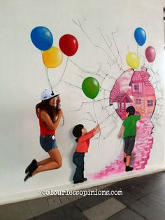 michael jackson 3d mural - Google Search