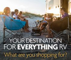 Camping World: Campers for sale, RV Supplies, Good Sam Club Services and more