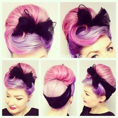 @jman0015 I love this! Someday I'm gonna let you do this to my hair :)