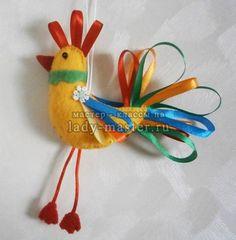 игрушка - петух, фото