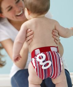 Another great find on #zulily! gDiapers Grandstand Stripe gPants by gDiapers #zulilyfinds