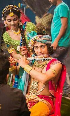 Radha Krishna Holi, Krishna Flute, Radha Krishna Pictures, Radha Rani, Krishna Photos, Radhe Krishna, Lord Krishna, Shree Krishna Wallpapers, Radha Krishna Wallpaper