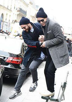 チェスターコートの着こなし・コーディネート | メンズ Italy Web