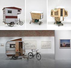 Solo Shelter Showcase: New Small-Space Living Exhibition   http://dornob.com/solo-shelter-showcase-new-small-space-living-exhibition/