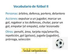 4 diálogos de fútbol para el Mundial