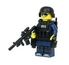 Lego Army, Lego City Police, Lego Military, Lego Bed, Nerf Accessories, Lego Soldiers, Lego Custom Minifigures, All Lego, Lego Mecha